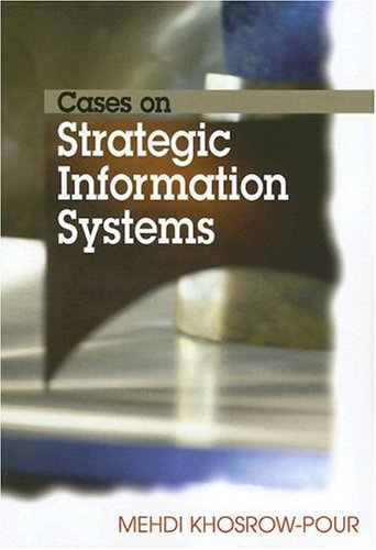 9781599044156: Cases on Strategic Information Systems (Cases on Information Technology)