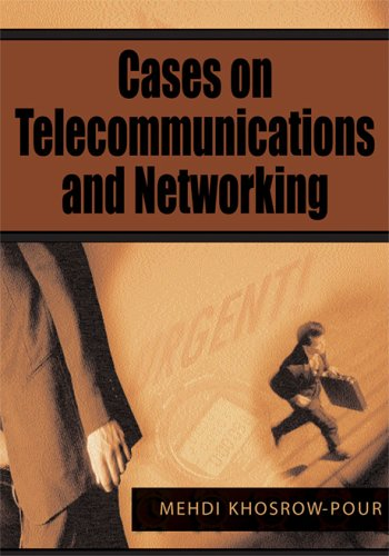 9781599044187: Cases on Telecommunications And Networking