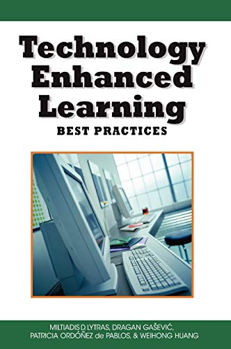 9781599046006: Technology Enhanced Learning: Best Practices (Knowledge and Learning Society Books)