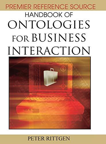 9781599046600: Handbook of Ontologies for Business Interaction