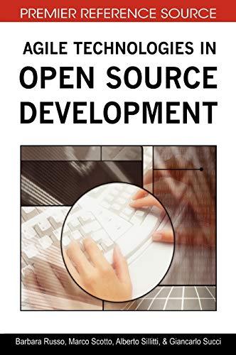 Agile Technologies in Open Source Development: Barbara Russo