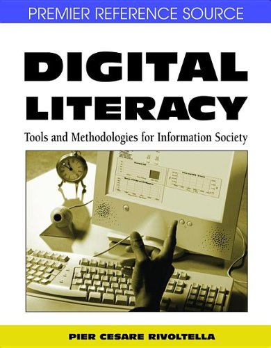 9781599048000: Digital Literacy: Tools and Methodologies for Information Society
