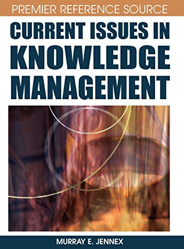 9781599049168: Current Issues in Knowledge Management