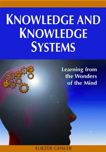 9781599049205: Knowledge and Knowledge Systems: Learning from the Wonders of the Mind