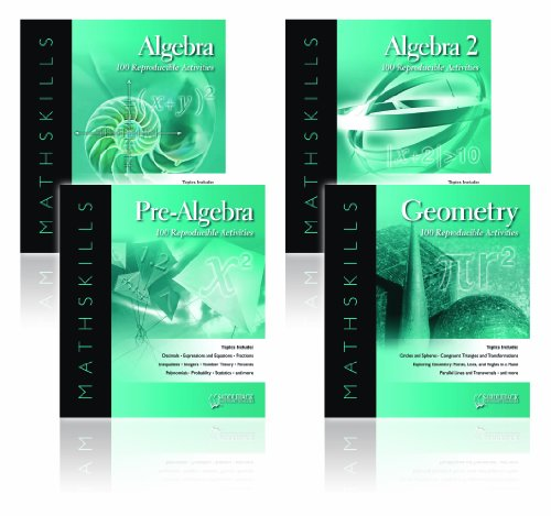Mathematics Binders Sample Set (Curriculum Binders (Reproducibles)) (1599050269) by Michael Buckley