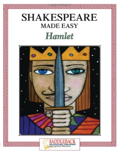 9781599051307: Hamlet (Shakespeare Made Easy Study Guides)