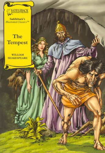 9781599051574: The Tempest (Saddleback's Illustrated Classics)