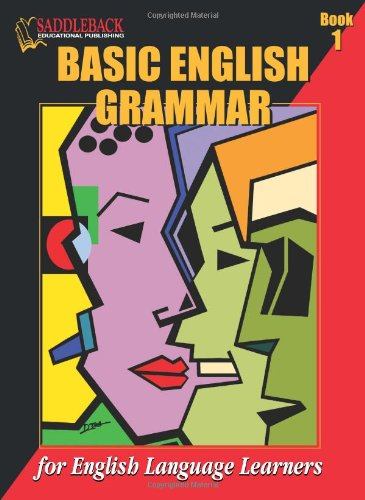 9781599052014: Basic English Grammar: For English Language Learners: Book 1