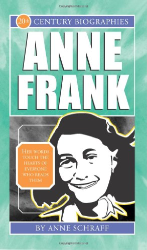 9781599052472: Anne Frank-Biographies of the 20th Century (20th Century Biographies)