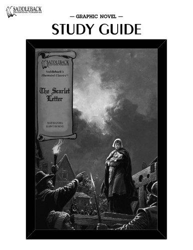 9781599053103: The Scarlet Letter (Saddleback's Illustrated Classics)