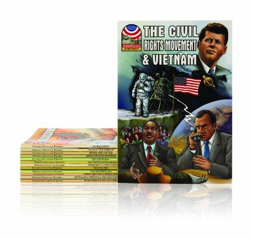 9781599053691: Graphic American History Sample Set
