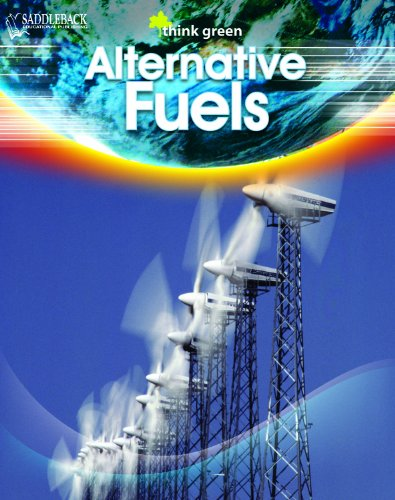 9781599054544: Alternative Fuels (RL 3)- Think Green
