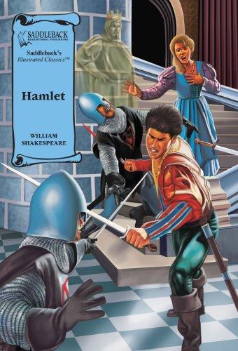 9781599059006: Hamlet (Illus. Classics) HARDCOVER (Saddleback's Illustrated Classics)