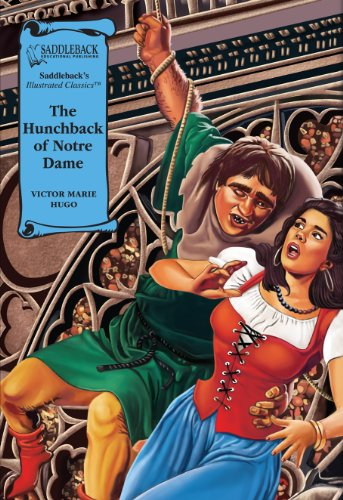 9781599059020: The Hunchback of Notre Dame (Illus. Classics) HARDCOVER (Saddleback's Illustrated Classics)