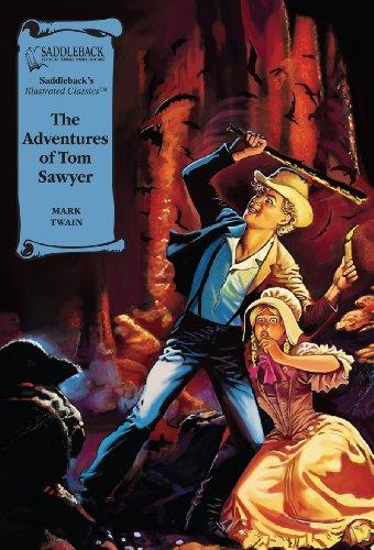 Tom Sawyer (Illus. Classics) HARDCOVER (Saddleback's Illustrated Classics): Twain, Mark