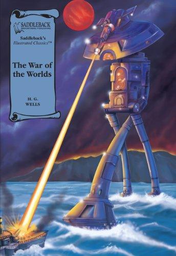 9781599059242: The War of the Worlds (Illus. Classics) HARDCOVER (Saddleback's Illustrated Classics)