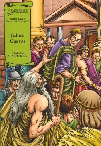 9781599059266: Julius Caesar HARDCOVER (Illustrated Classics)