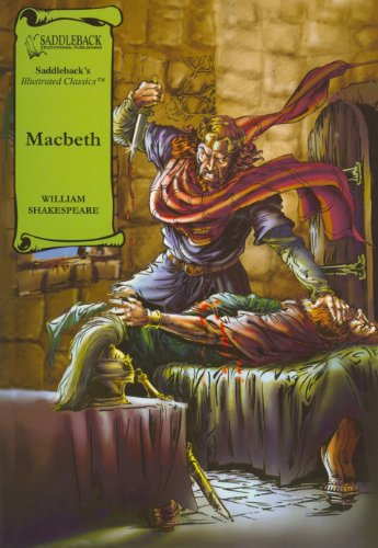 9781599059280: Macbeth HARDCOVER (Illustrated Classics Shakespeare)