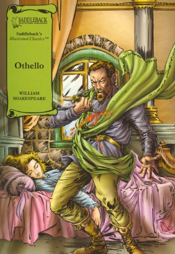 Othello HARDCOVER (Illustrated Classics) (9781599059303) by William Shakespeare