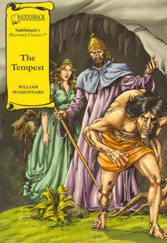 9781599059327: Tempest, The HARDCOVER (Saddleback's Illustrated Classics)