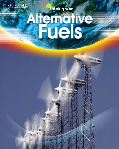 9781599059440: Alternative Fuel Hardcover (Think Green)