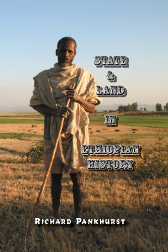 9781599070100: State and Land in Ethiopian History