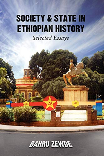 9781599070582: SOCIETY & STATE IN ETHIOPIAN HISTORY