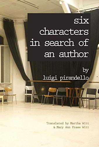 9781599102764: Six Characters in Search of an Author