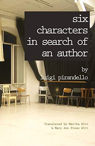 9781599102771: Six Characters in Search of an Author (Renaissance & Modern Plays)