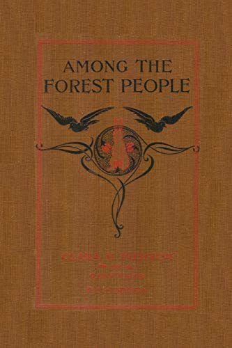 9781599150185: Among the Forest People (Yesterday's Classics)