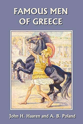 9781599150451: Famous Men of Greece (Yesterday's Classics)