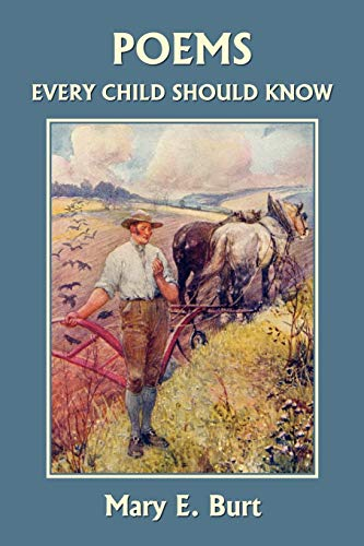 9781599152103: Poems Every Child Should Know (Yesterday's Classics)
