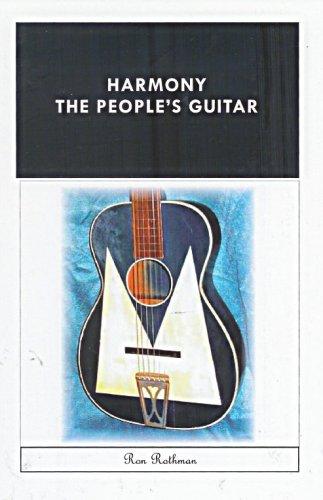9781599164748: Harmony, The People's Guitar