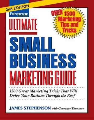 9781599180373: Ultimate Small Business Marketing Guide