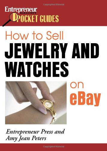 9781599180656: How to Sell Jewelry and Watches on eBay