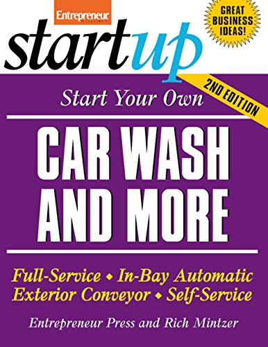 9781599181011: Start Your Own Car Wash and More