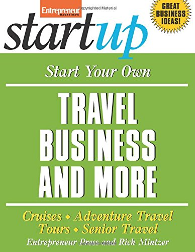 9781599181110: Start Your Own Travel Business and More (Startup)