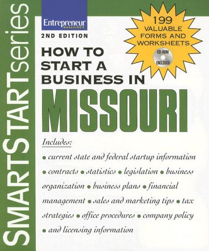 How to Start a Business in Missouri (How to Start a Business in Missouri (Etrm)): Entrepreneur ...