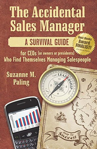 9781599183985: The Accidental Sales Manager