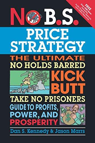 9781599184005: No B.S. Price Strategy
