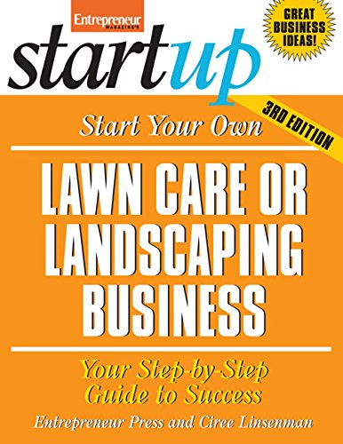 9781599184081: Start Your Own Lawn Care or Landscaping Business (StartUp Series)