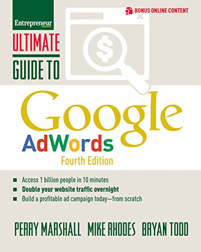 9781599184418: Ultimate Guide to Google AdWords: How to Access 100 Million People in 10 Minutes