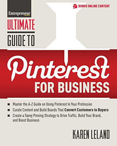 9781599185088: Ultimate Guide to Pinterest for Business (Ultimate Series)