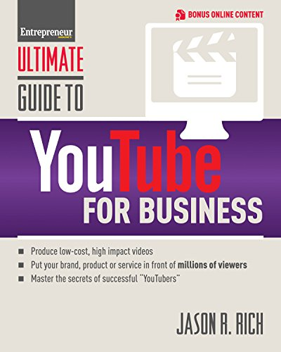 Ultimate Guide to YouTube for Business (Ultimate Series): Rich, Jason R.