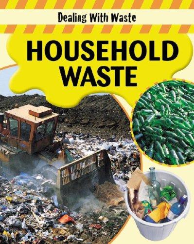 Household Waste (Hardback): Sally Morgan