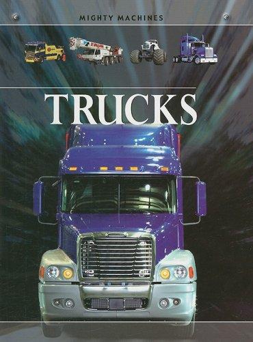 9781599202563: Trucks (Mighty Machines)