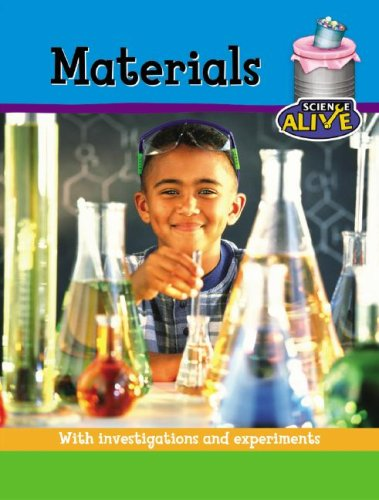 9781599202761: Materials (Science Alive)