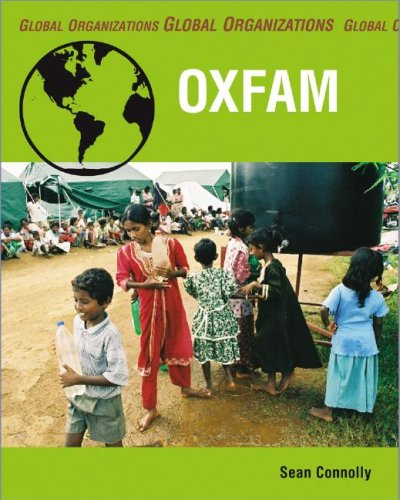 Oxfam (Global Organizations): Connolly, Sean