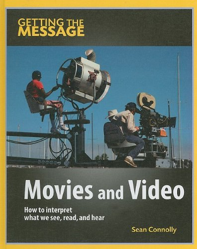 9781599203461: Movies and Video (Getting the Message)