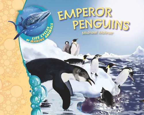 9781599204840: Emperor Penguins (Life Cycles of Marine Animals)